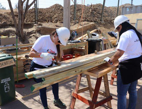 La comuna de Cartagena tiene hoy la primera Escuela Pública Sustentable de Chile