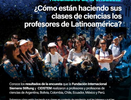 ¿Cómoestánhaciendo sus clases de ciencias los profesores de Latinoamérica?